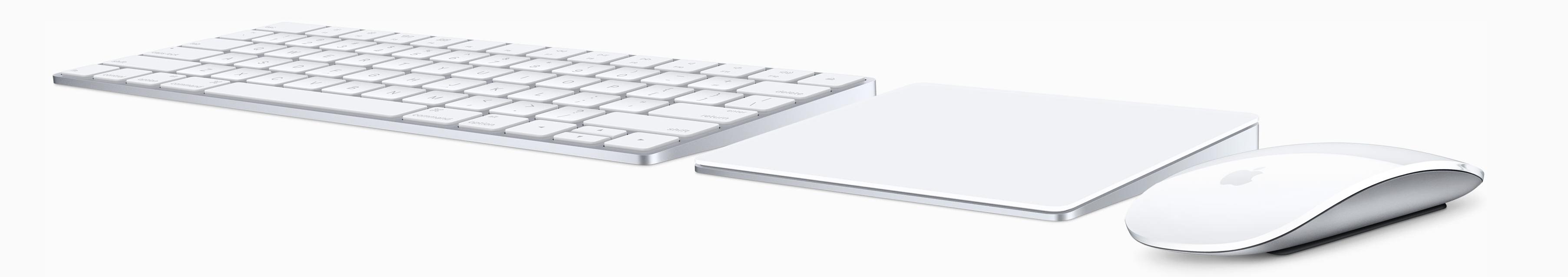 Новые Apple magic trackpad 2, magic mouse 2, magic keyboard
