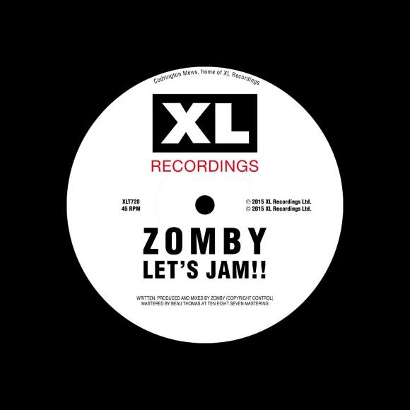 Zomby - Let's Jam!! (2015) MP3