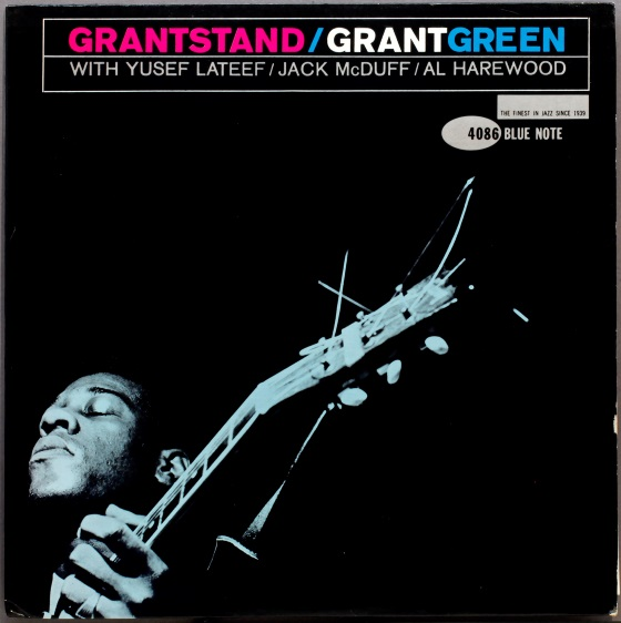 Grant Green - Grantstand (1961) MP3