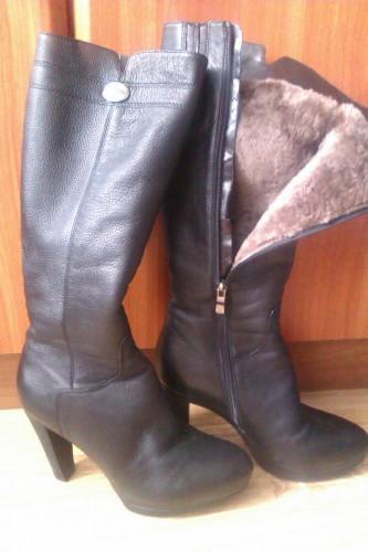 Продам женскую обувь (Куома, зимние сапоги,полусапоги демисезонные) - Страница 2 5a994097525cc608b316ae4b35a7738a