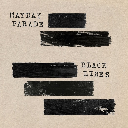 Mayday Parade - Black Lines (2015) MP3