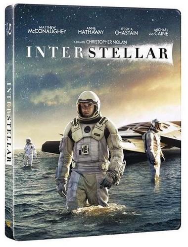 Интерстеллар / Interstellar (2014) Blu-Ray от HDClub | 2-х дисковое издание | IMAX Edition