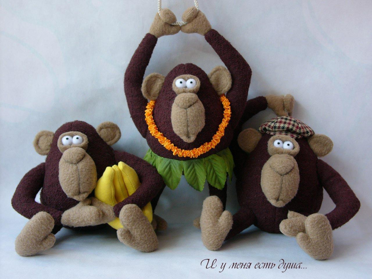 Лучшая обезьяна своими руками