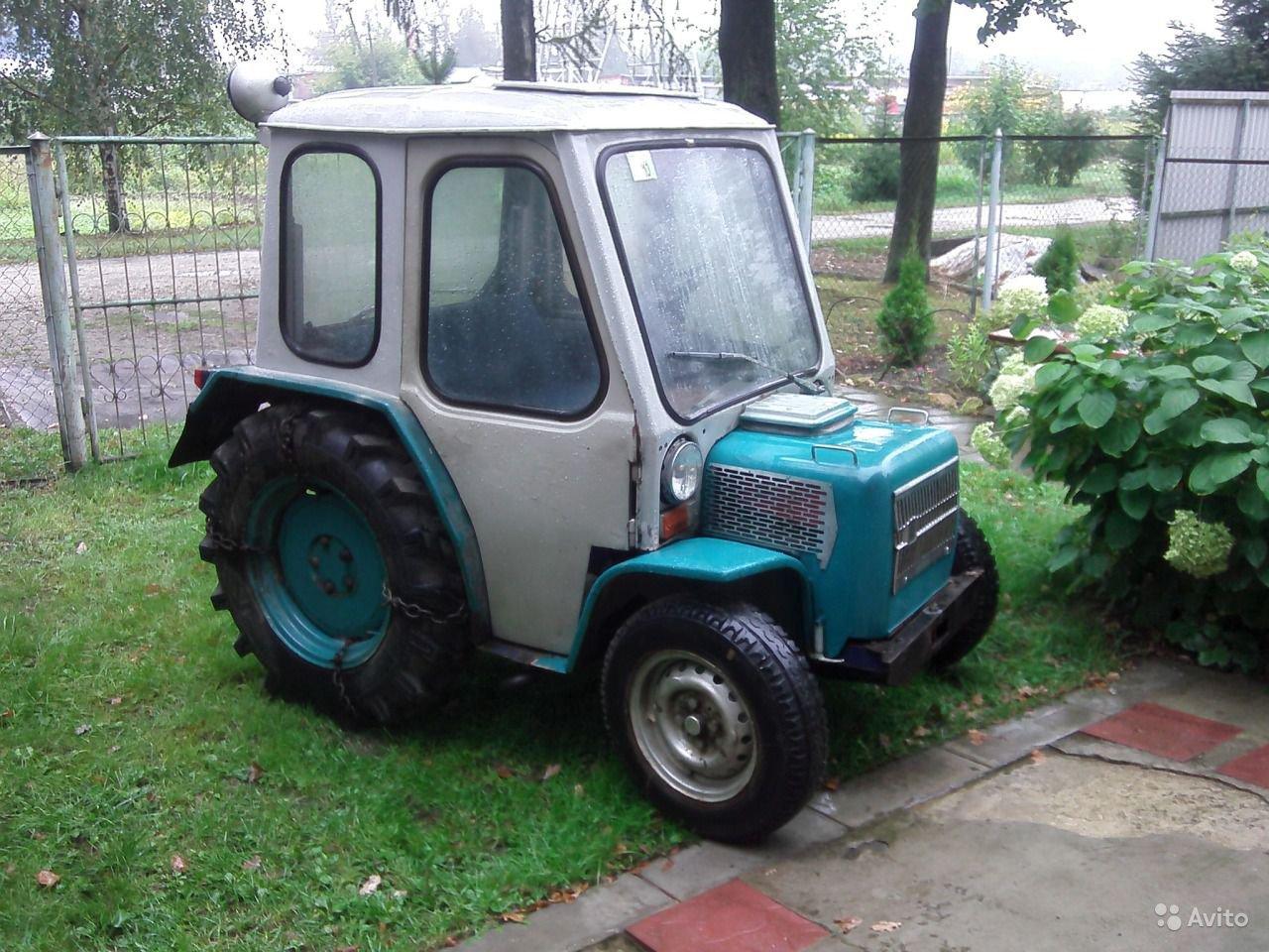 Авито авто трактор самодельный 130