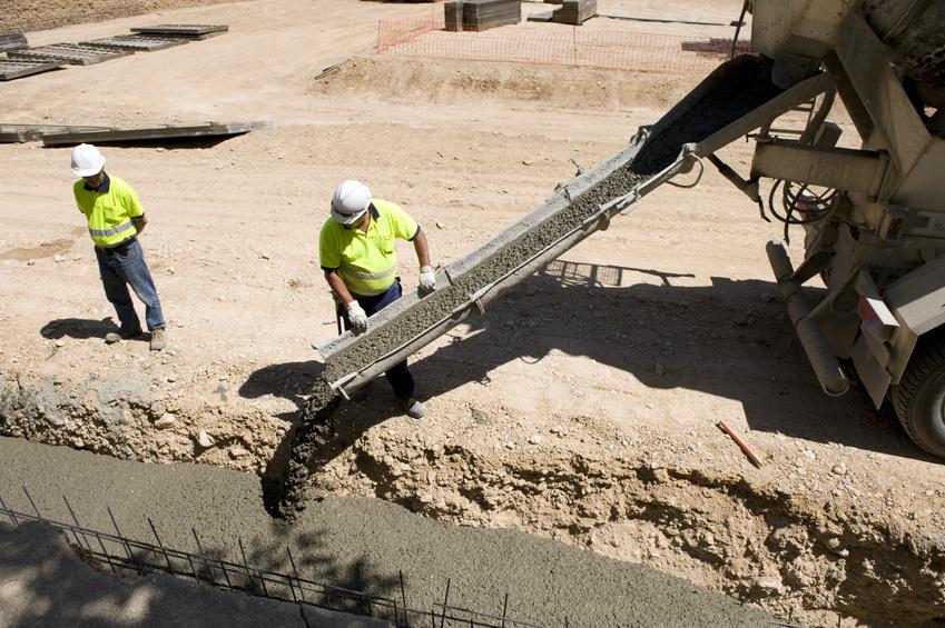 Все о заводском бетоне