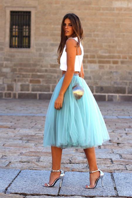 Шопенка юбка