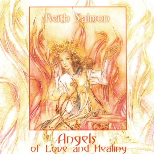 (New Age, Easy Listening) Keith Salmon - Angels Of Love & Healing - 1997, MP3, 192 kbps