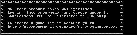 Не подключается на сервер у Steam-игроков