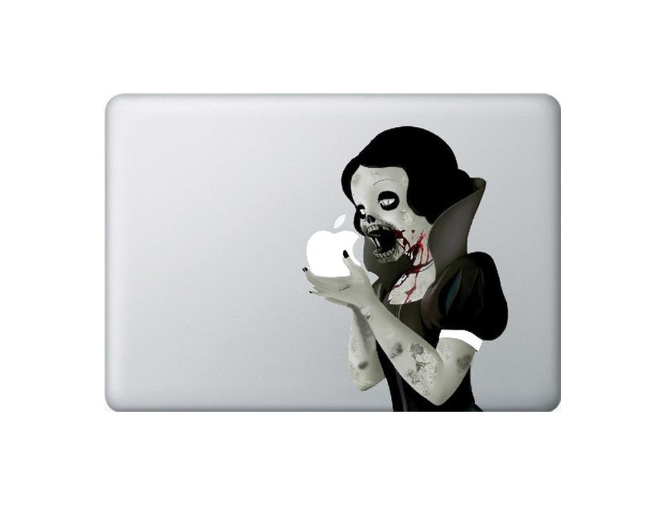 Стикер - Белоснежка зомби