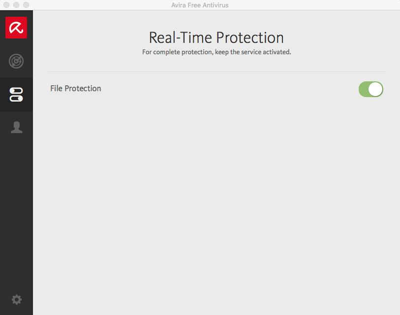 Защита в реальном времени