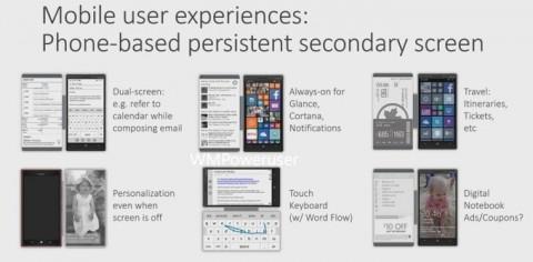 Microsoft разрабатывает чехол со встроенным экраном