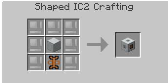 Как закалить железо в майнкрафт шс2