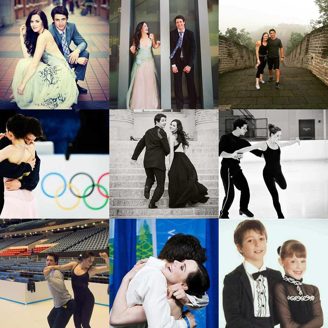 Тесса Виртью - Скотт Моир / Tessa VIRTUE - Scott MOIR CAN - Страница 5 83d81243d02da1eb20209336c8f54213