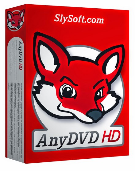 AnyDVD & AnyDVD HD 7.6.9.2 (2016) PC