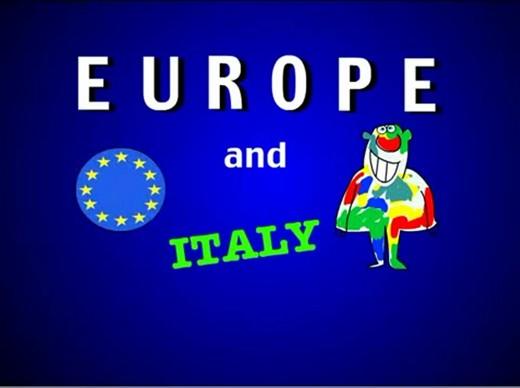 Европа и Италия / Europe and Italy (1999) WEBRip