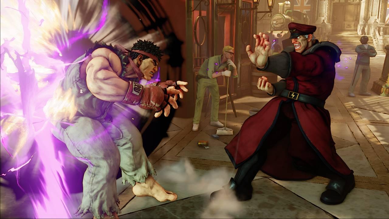 Street Fighter V (2016) PC | RePack от MAXAGENT