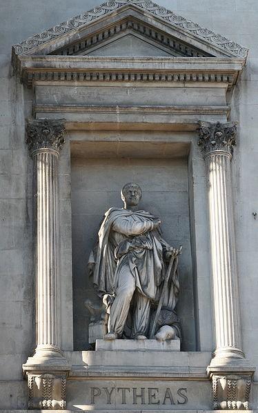 Статуя Пітеаса