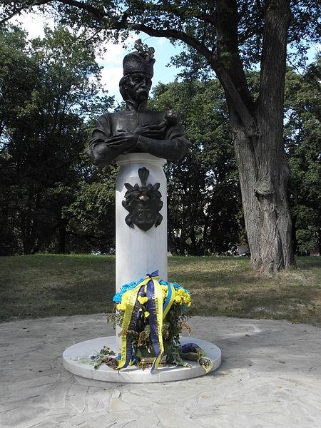 Пам'ятник Івану Мазепі в Чернігові