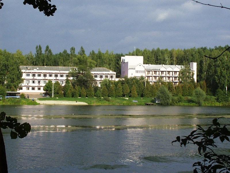 Санаторій «Остреч» біля Мени. Фото — з офіційної веб-сторінки санаторію.
