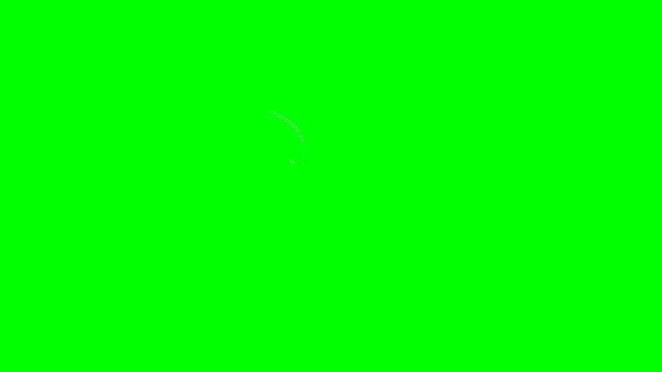 Кислотный зеленый цвет