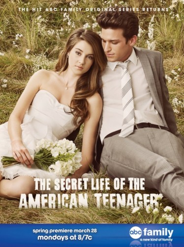Втайне от родителей / The Secret Life of the American Teenager [s01] (2008-2009) WEB-DLRip | P