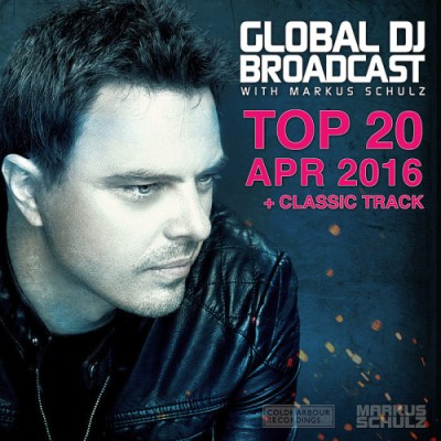 Global DJ Broadcast Top 20 April 2016  › Торрент