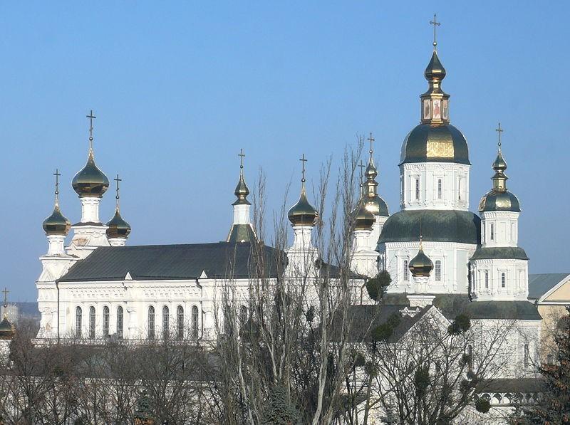 фото: Харків. Покровський монастир