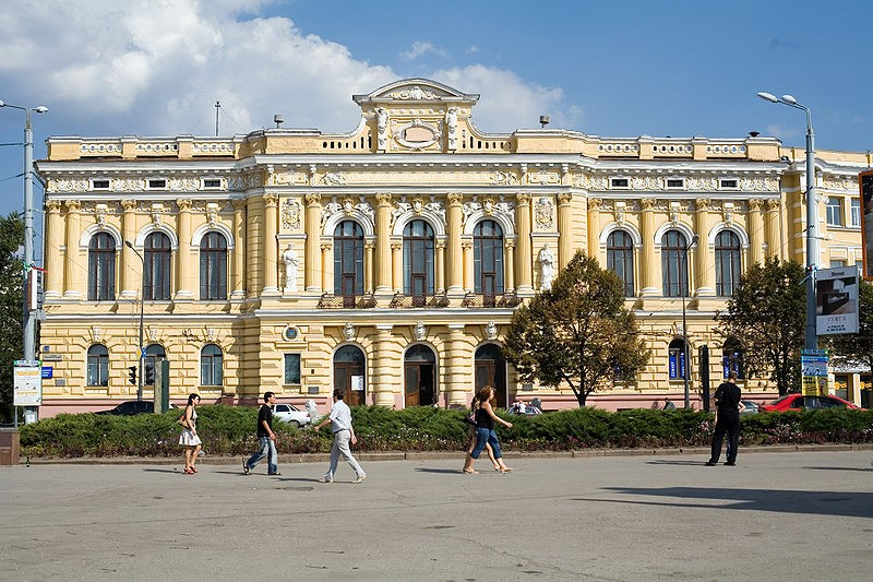 Слобідська Україна на шляху до новітньої історії: Харків