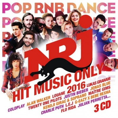 NRJ Hit Music Only 2016  › Торрент
