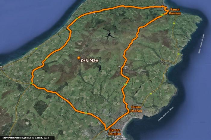 Sidecar - Isle of Man TT