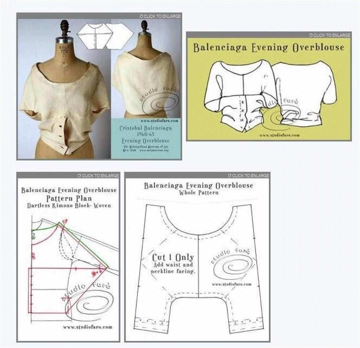 Создаем свой стиль: как сшить блузку своими руками без выкройки за один 40