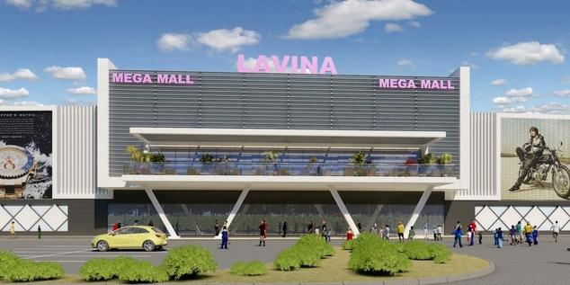 Статья о новостях строительства торговых и торгово развлекательных центров в Киеве