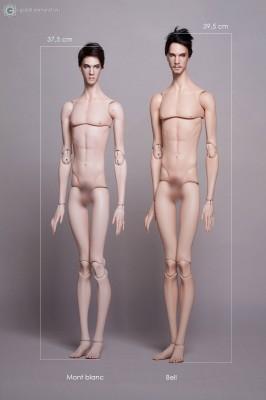 Обнаженные мужчины с куклами фото 385-97