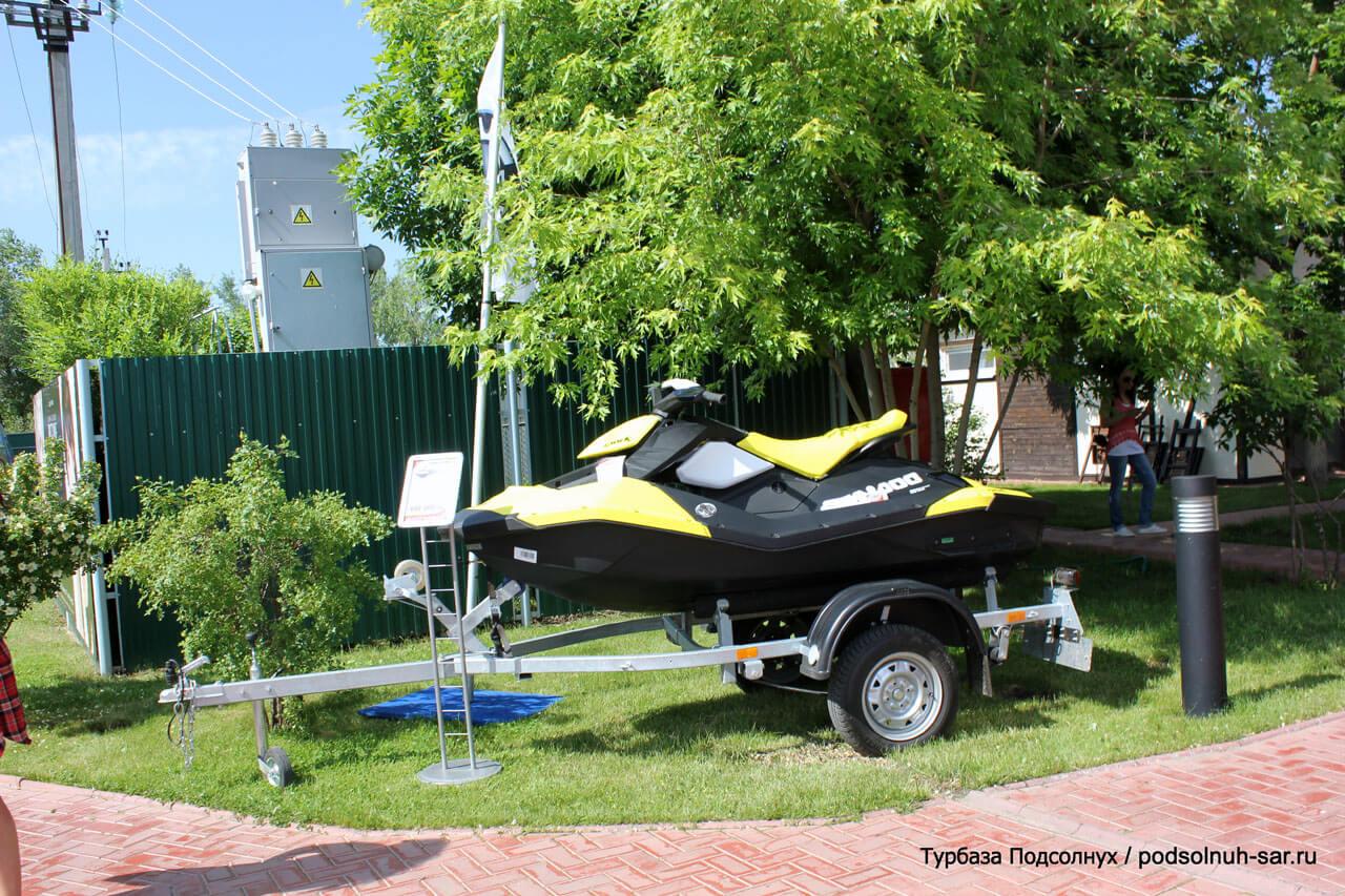 сезон лодок 2016