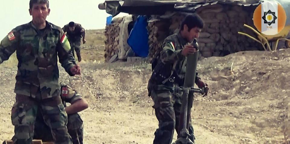 Знакомство в ираке