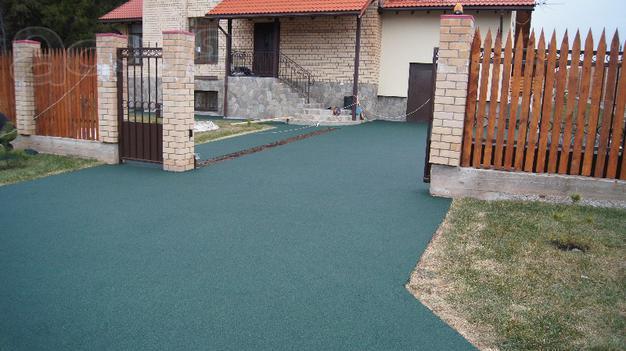 Как отремонтировать бетонное покрытие двора - Gsvg-teupitz.ru