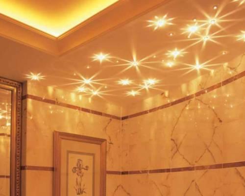 Точечный встраиваемый светодиодный потолочный светильник - фото2