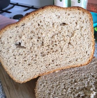 Крестьянский хлеб (пшенично-ржаной)