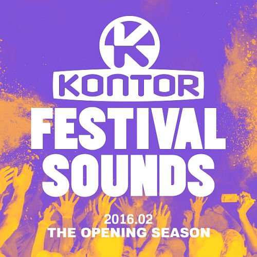 Kontor Festival Sounds 2016.02 - The Opening Season  › Торрент