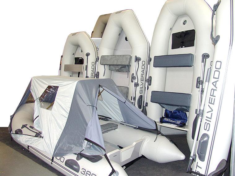 выбор ткани пвх для лодки
