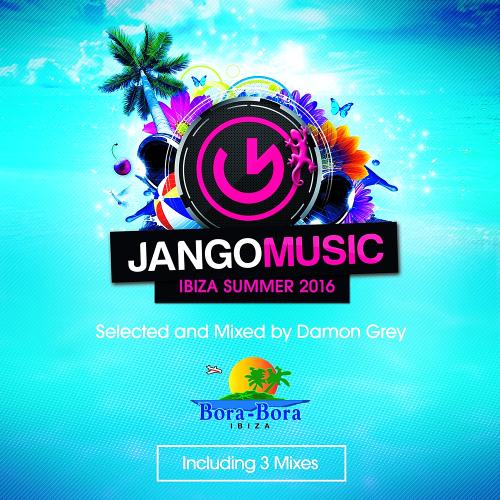 Jango Music - Bora Bora Ibiza Summer 2016 (2016) MP3