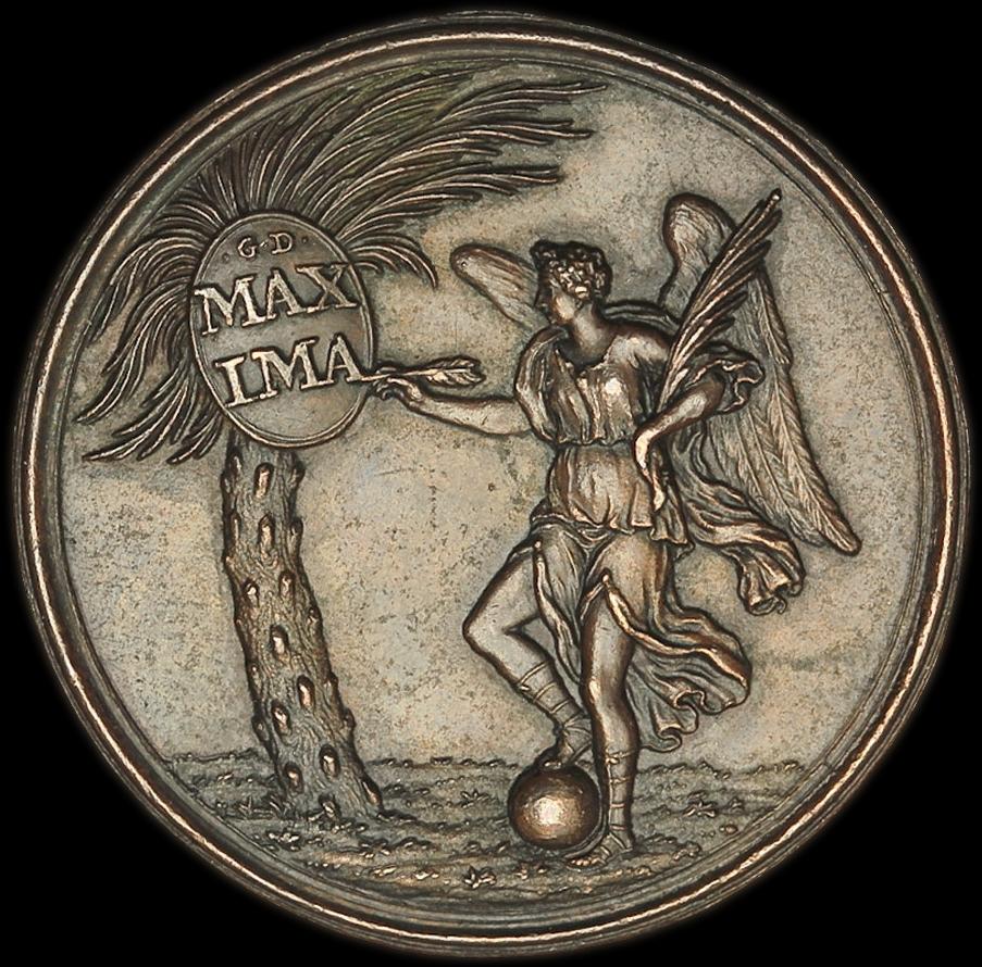 Cristina di svezia medaglia 1680 hamerani for Siti di collezionismo