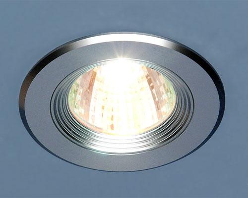 Точечный встраиваемый светодиодный потолочный светильник - фото1