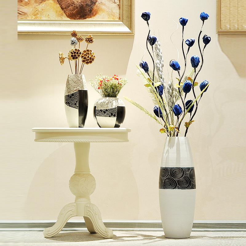 Декоративные цветы купить для напольной вазы