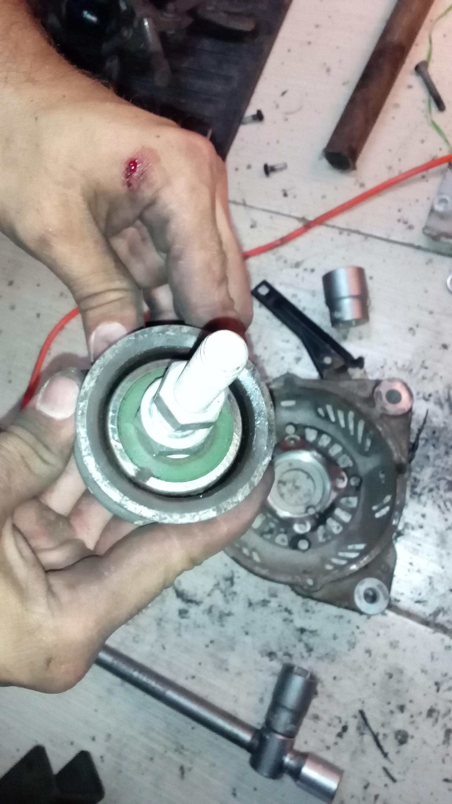 Ремонт генератора ваз-2110 своими руками