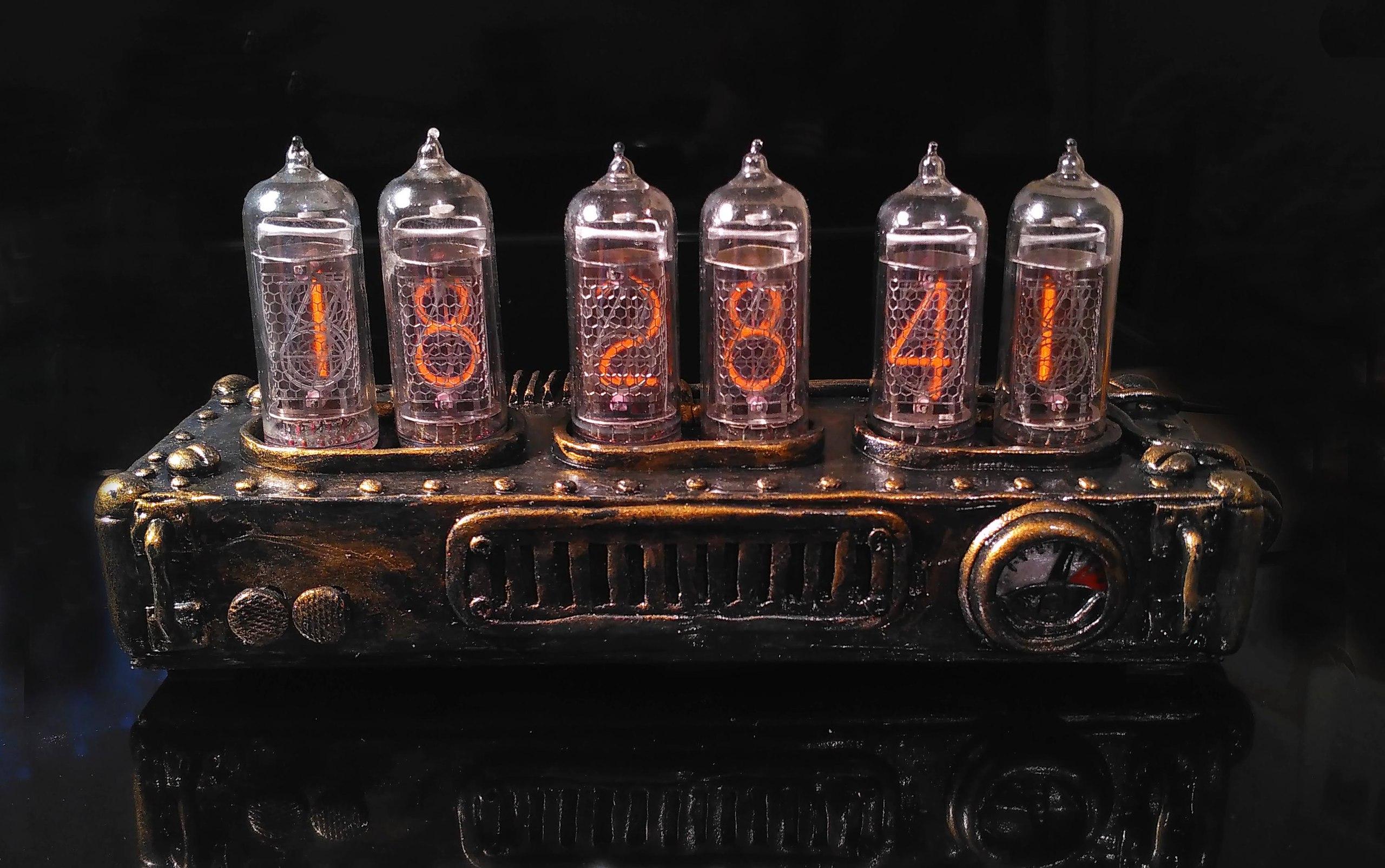 Подробнее следующая самоделка как сделать светодиодные часы на базе конструктора с51 с алиэкспресс.