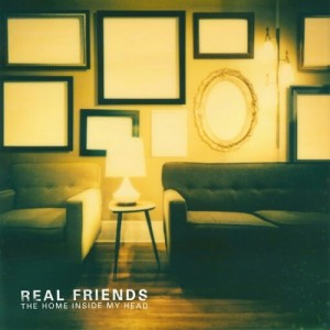 Real Friends - The Home Inside My Head (Target Edition) (2016)
