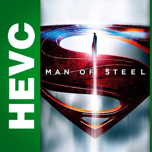 Человек из стали / Man of Steel (2013) BDRip HEVC 1080p | D