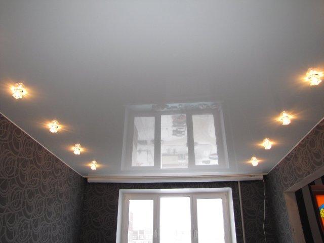 Наружные светильники для натяжных потолков - фото4