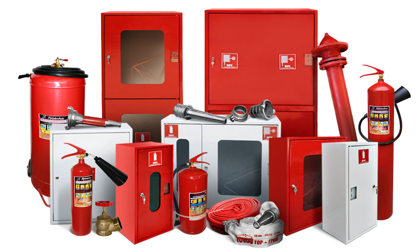Где купить продукцию для обеспечения прожарной безопасности?